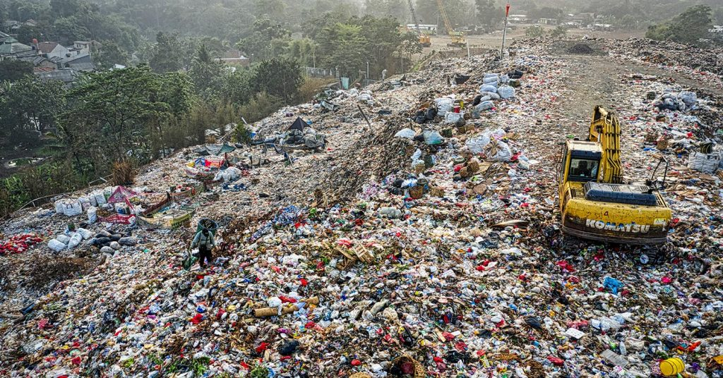 We can't immediately replace all plastics, but we can change the ones we use.
